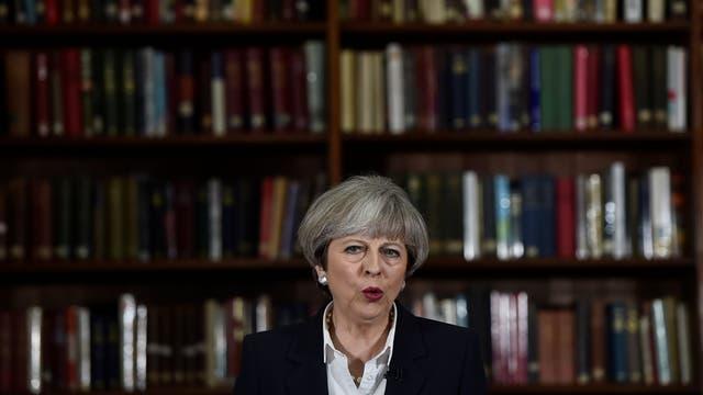 El plan de cuatro puntos que propuso Theresa May para terminar con el terrorismo