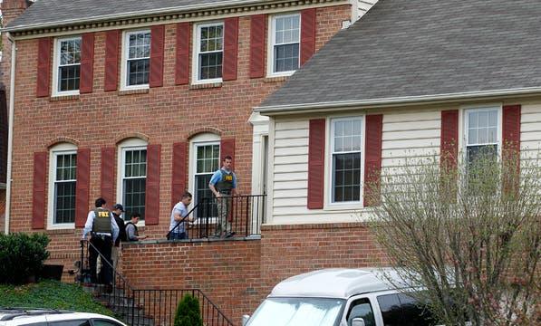 La persecución lleva ya varias horas; la búsqueda amplía el radio de acción en vez de acotarlo. Foto: AP