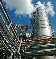 Impulso al biocombustible para el uso por el productor