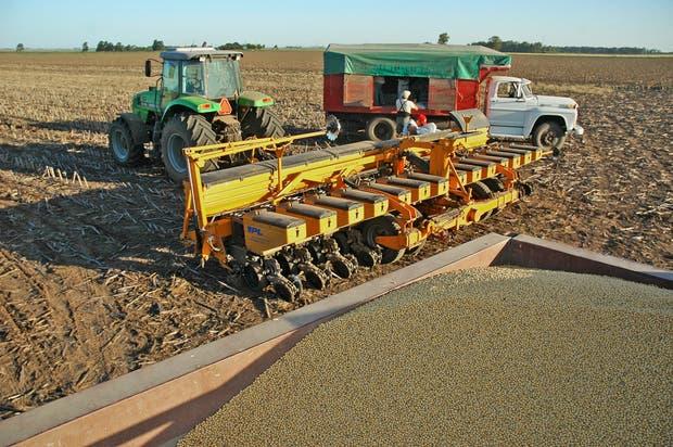 La producción en campos alquilados deja números ajustados