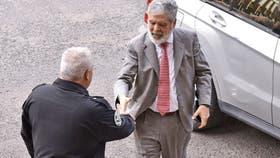 Julio De Vido vuelve a los tribunales de Comodoro Py