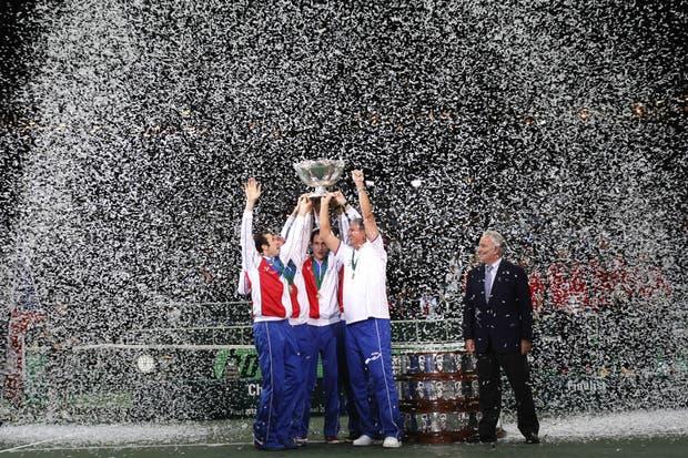República Checa, el último campeón
