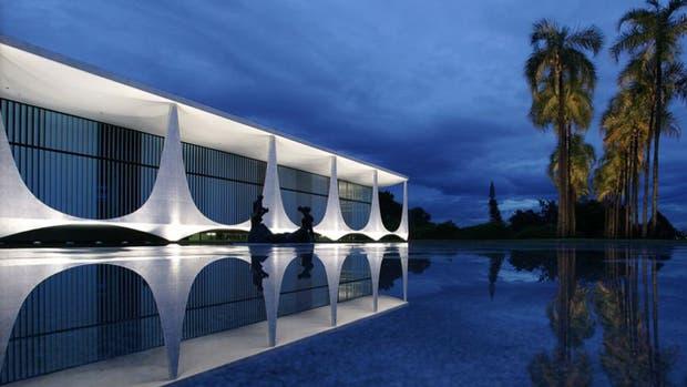 Intentan invadir el Palacio da Alvorada, la residencia oficial presidencial en Brasilia