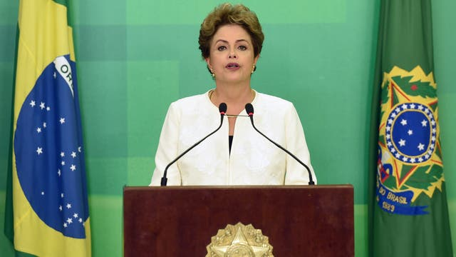 Al año del impeachment, Dilma acusa a Temer de derrocarla para evitar la cárcel