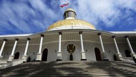 En el edificio del parlamento venezolano funcionarán las dos asambleas.