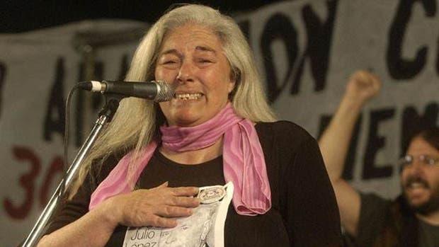 Murió Nilda Eloy, una militante por los derechos humanos