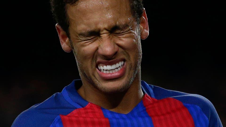 Neymar, su paso por el Barcelona y la amistad con Messi. Foto: AP