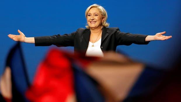 ¿Hizo plagio? Le Pen recurrió a una estrategia peligrosa para captar votos