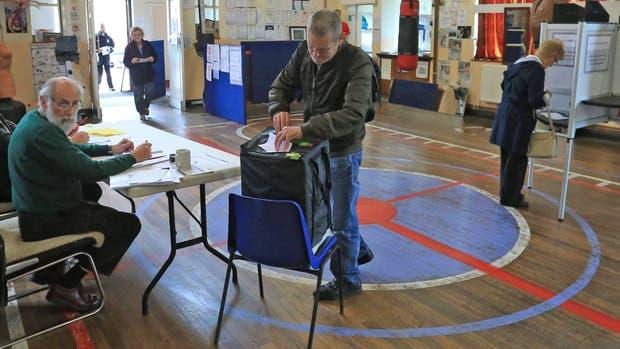 Las apuestas prevén un triunfo conservador en Gran Bretaña
