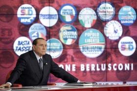 Berlusconi intentará conseguir su cuarto mandato