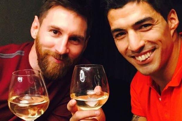 Messi y Suárez, una relación más allá del fútbol