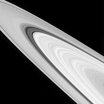 Los anillos de Saturno. Foto: NASA/JPL-Caltech/Space Science Institute