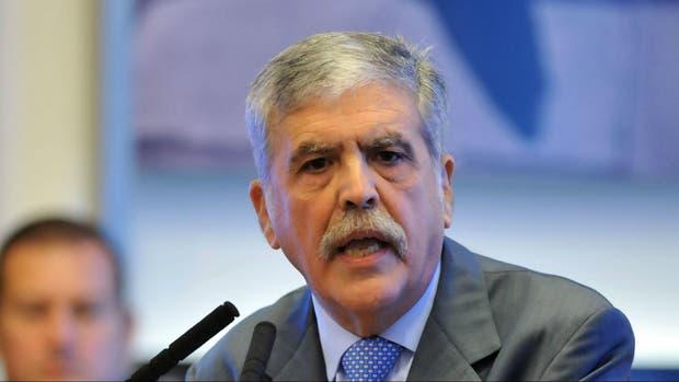 El ex ministro de Planificación y actual diputado nacional Julio De Vido