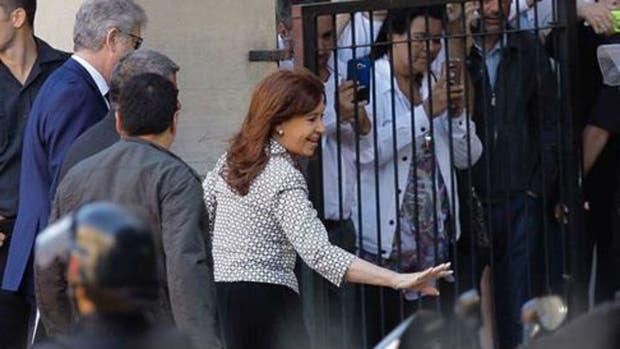 El video que CFK le dedicó al juez Bonadío