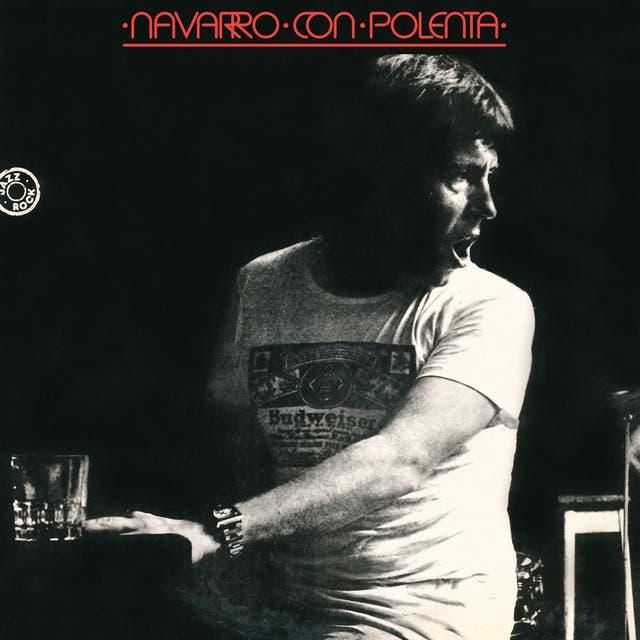 Navarro con polenta, grabado en 1977