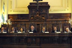 La Corte rechazó los pedidos del Gobierno en el caso que analiza la Ley de Medios
