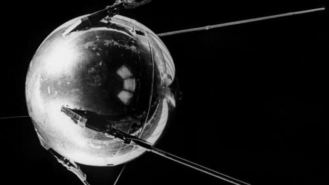 El Sputnik, el primer satélite artificial