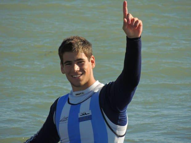 Agustín Vernice hizo historia en el Mundial Sub 23