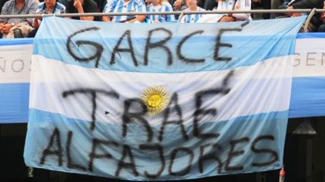 Garcé contó por qué Maradona lo llevó al Mundial 2010