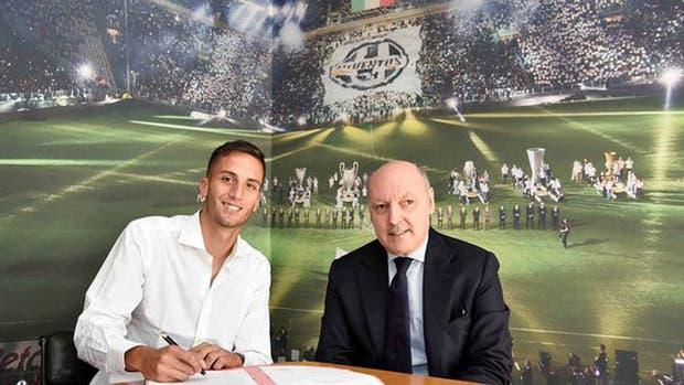 Juventus se lleva a Rodrigo Bentancur, la joven promesa uruguaya de Boca