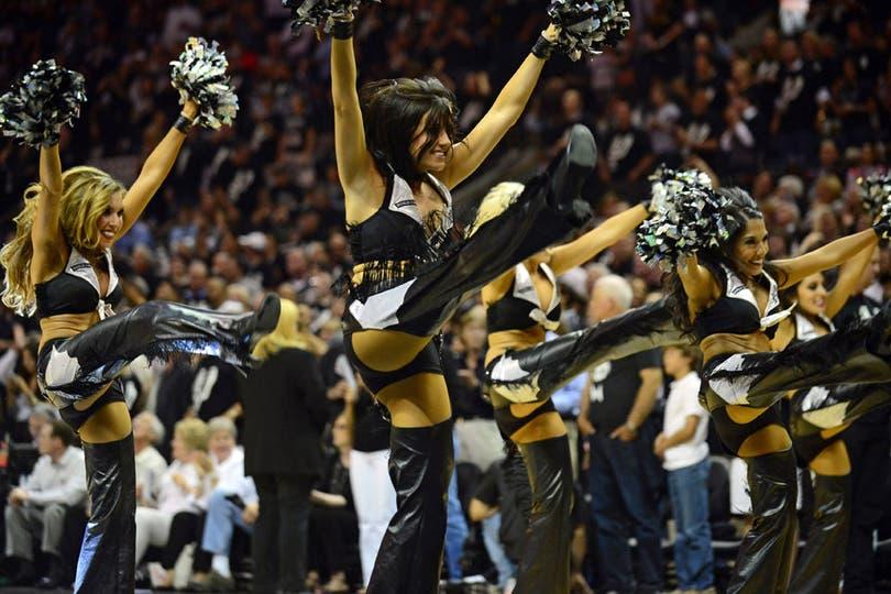 ¿Alguien pidió a las silver dancers?. Foto: AFP