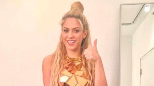 Shakira habló de los rumores de pelea con Antonella Roccuzzo