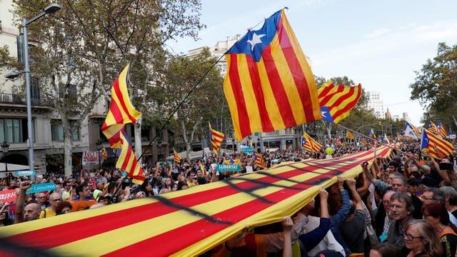 """Puigdemont dará una """"respuesta institucional"""" a la decisión del presidente Mariano Rajoy"""