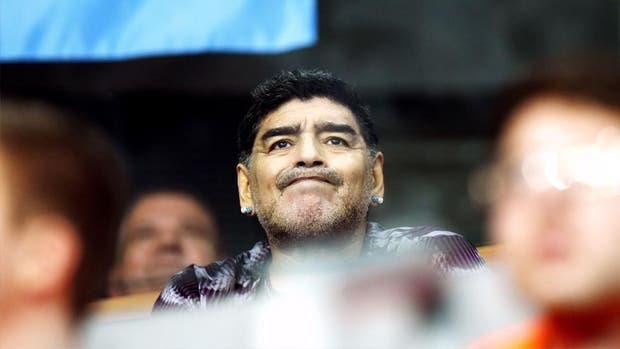 Diego Maradona sobre Fidel Castro: