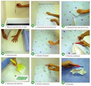 para ello es limpiar la superficie con una esponja embebida en agua y jabn y secar rpidamente con un pao seco