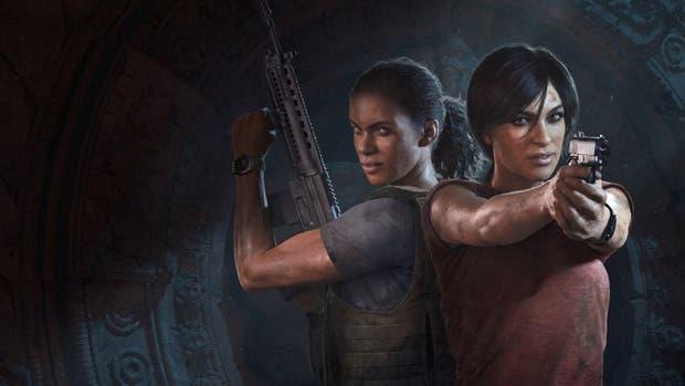 Uncharted: The Lost Legacy tiene a dos hábiles mujeres como protagonistas