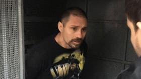 Pérez Corradi volvería al país entre el lunes y el martes