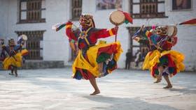La felicidad según Bután