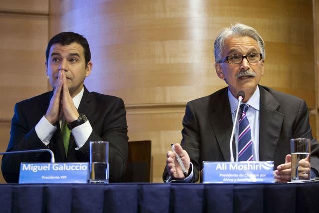 No hay ninguna cláusula secreta, sólo los términos normales de privacidad, dijo Moshiri en diálogo con la prensa