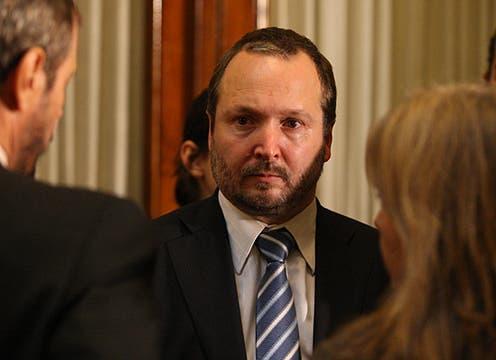 Diputado Fernando Sabatella. Foto: LA NACION / Ricardo Pristupluk