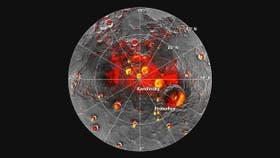 Recreación de Mercurio
