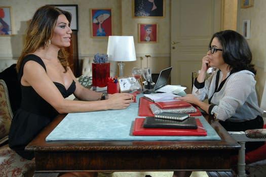 Flor de la V tampoco se perdió de participar. Foto: Prensa Telefé