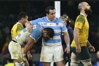 Dos pumas fueron elegidos en el equipo ideal del Mundial de rugby de Inglaterra