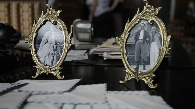 Detalles de la sala Evita, que se mantendrá. Foto: LA NACION / Santiago Filipuzzi