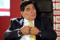 """Maradona: """"Lo primero que le diría a Guillermo es que me sacó el puesto, ja"""""""