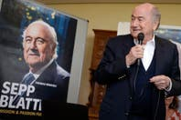 """Blatter: """"La pasión de Cristo también era sufrimiento, yo ya no sufro más"""""""