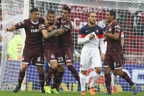 San Lorenzo sufrió la mayor goleada en una final en el fútbol argentino