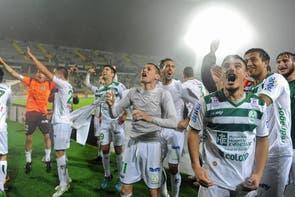 El Leicester charrúa: Plaza Colonia campeón en Uruguay