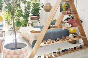 6 muebles de madera prácticos y originales