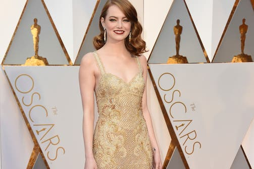 Emma Stone by Givenchy