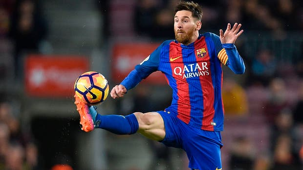 Con un golazo de Messi, Barcelona golea a Celta