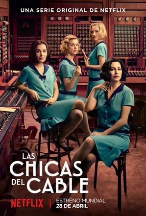 """Maggie Civantos, sobre su papel en Las chicas del cable: """"Ángeles es una superviviente"""""""