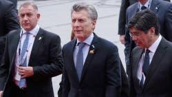 Mauricio Macri en Ecuador