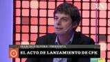Cómo será el acto de lanzamiento de Cristina Kirchner