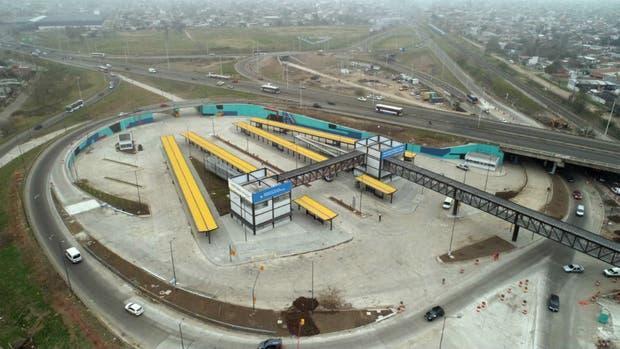 Hoy se habilitó el nuevo centro de Trasbordo en La Matanza