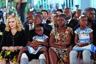 Madonna tiene su corazón puesto en Africa